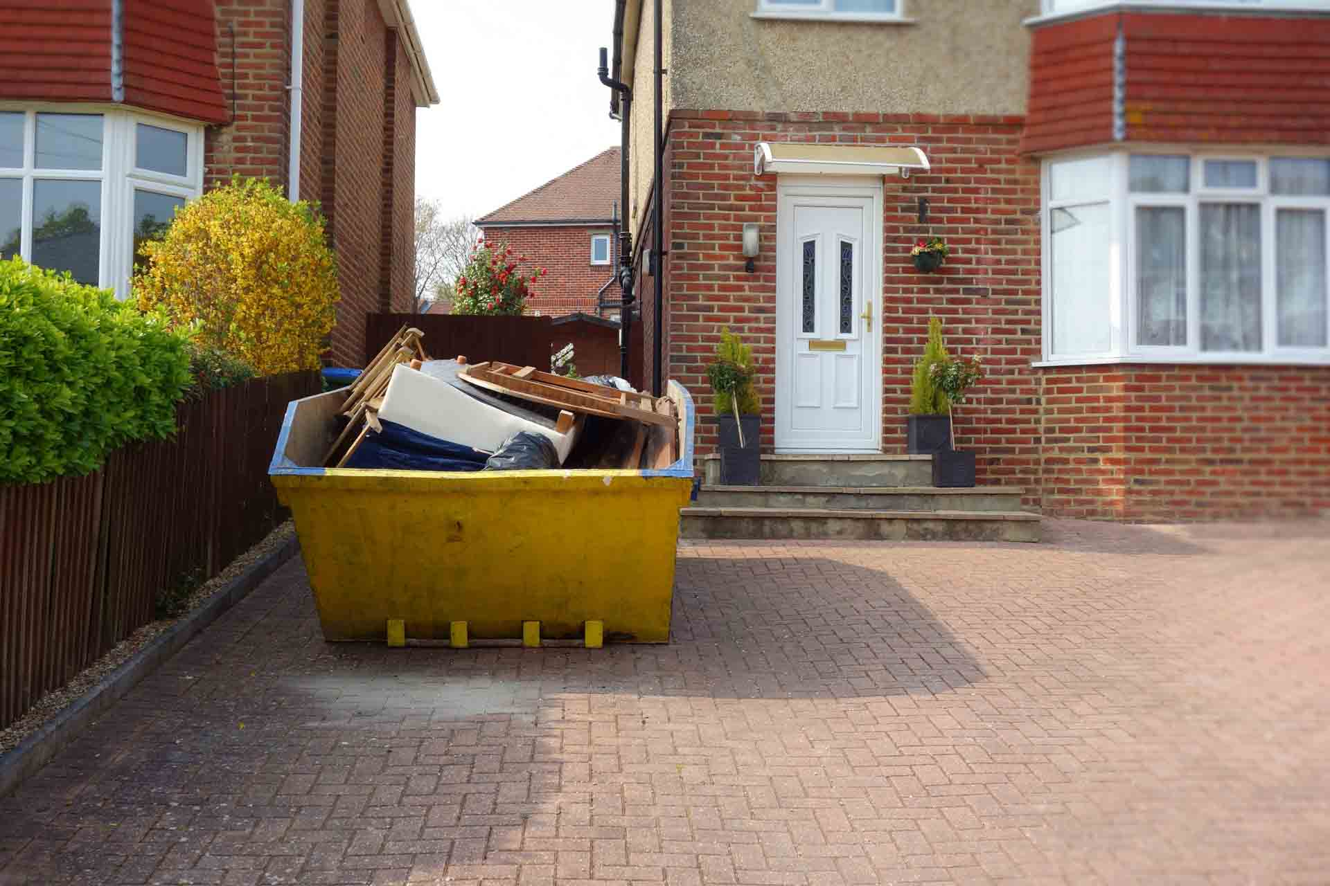 Commercial Domestic Skip Hire